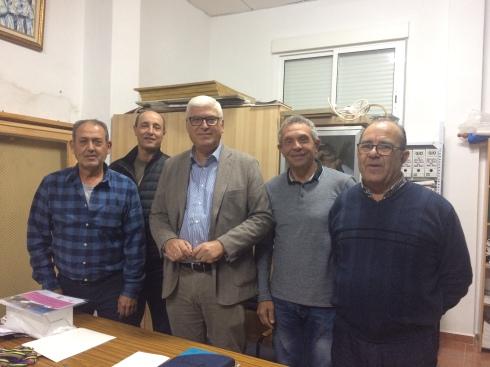 Junta Directiva Andarines de La Alberca 2012-2017