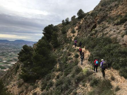 Pico del Águila Murcia
